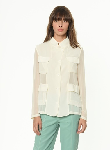 Ipekyol Kadın  Ceket IS1200005080 Yeşil